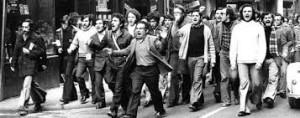 antifranquisme manifestació 1