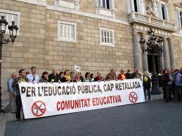 comunitat educativa pr la educació pública