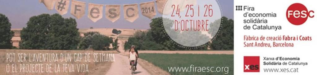 III Fira Economia Solidaria octubre 2014