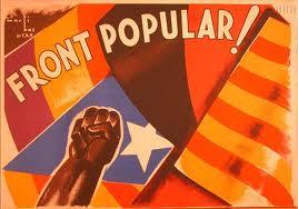 front popular 1936