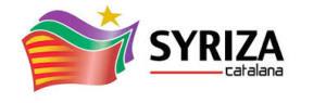 syriza catalana