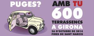 600 minyons a Girona 2014