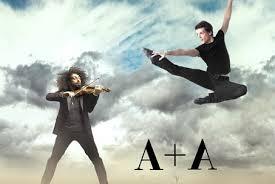 Cartell de l'espectacle A+A