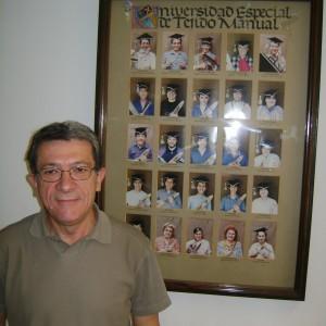 Joan Ruiz, fundador de la cooperativa Teixidors. (Foto: PV)