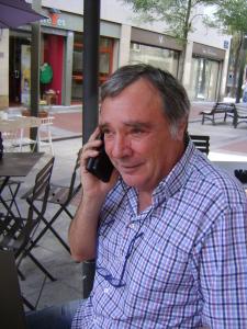 Jaume Pavia, actiu i compromés per la Sanitat Pública i els drets socials (Foto: PV)