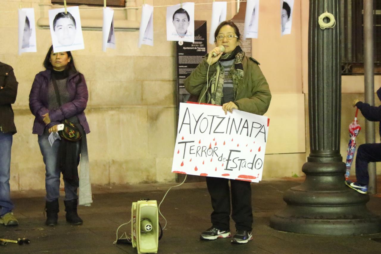 Ayotzinapa 14.11.14