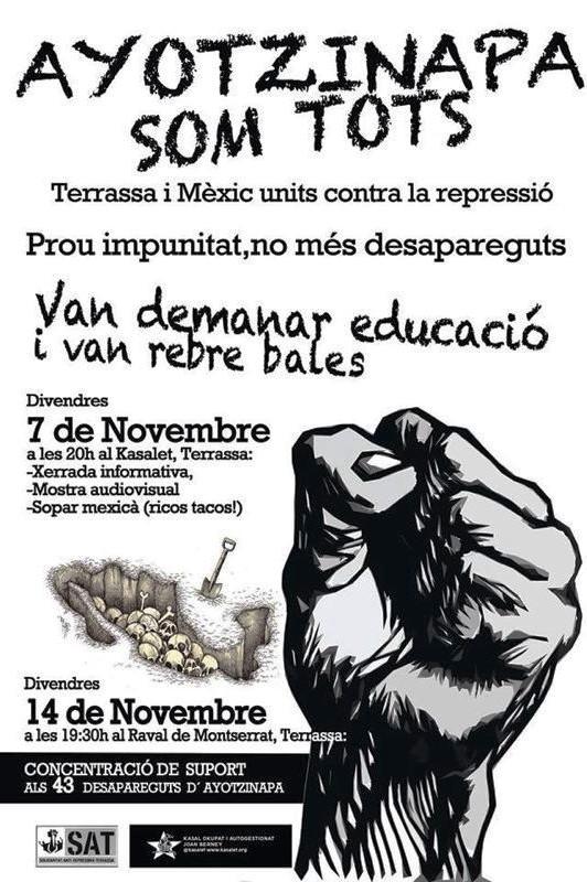 ayotzinapa cartell 2