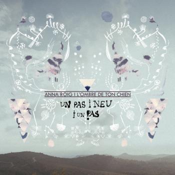 """Portada del disc """"Un pas i neu i un pas"""" 2014."""