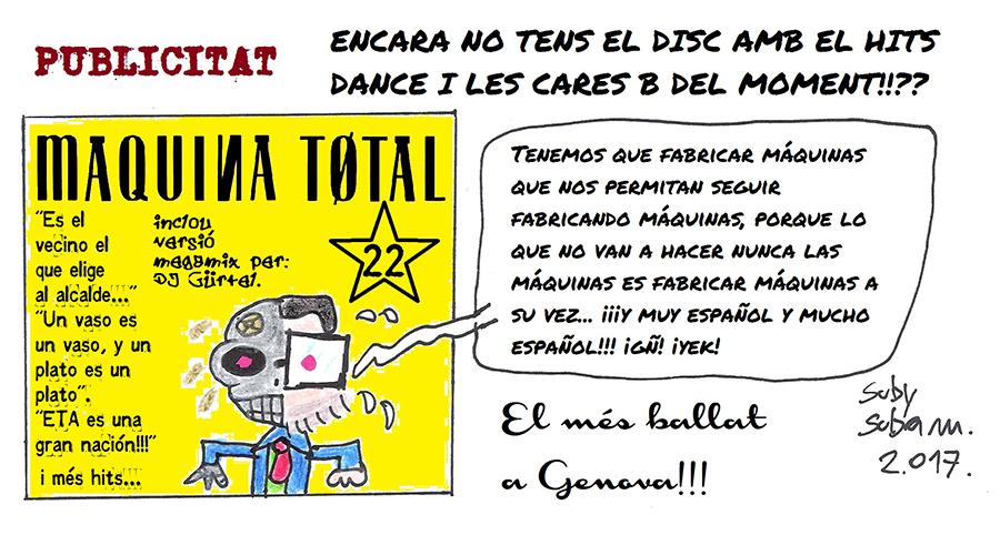 Maquina Total Rajoy