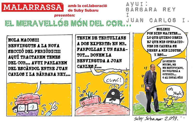 Tira Juan Carlos I