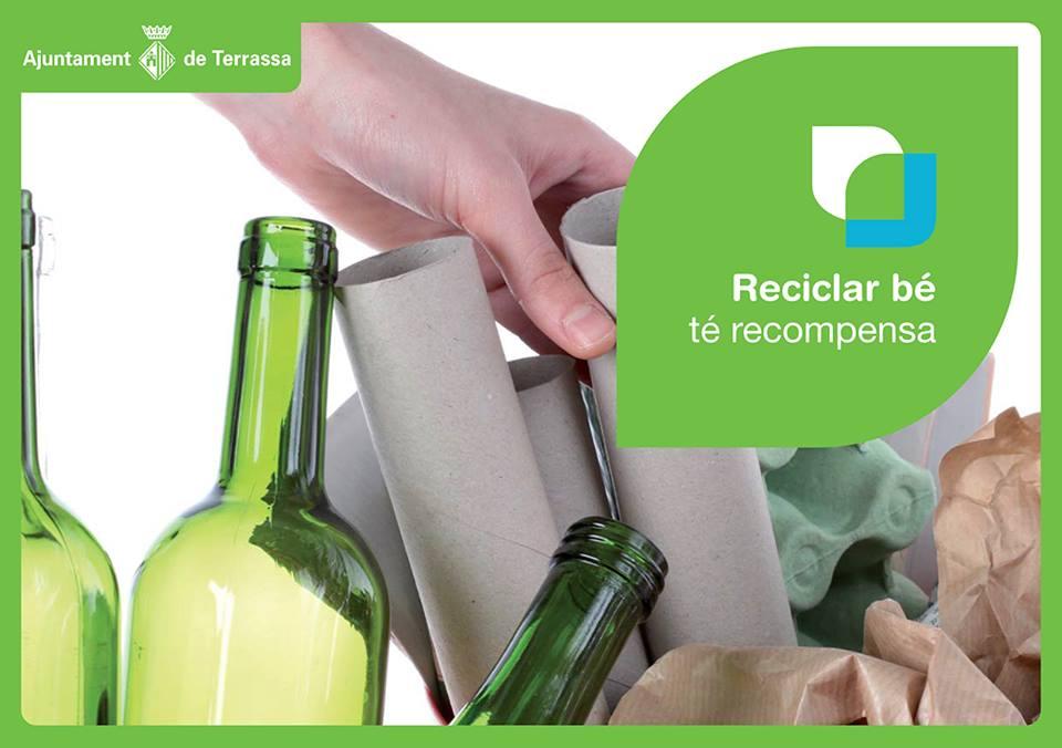 reciclar bé