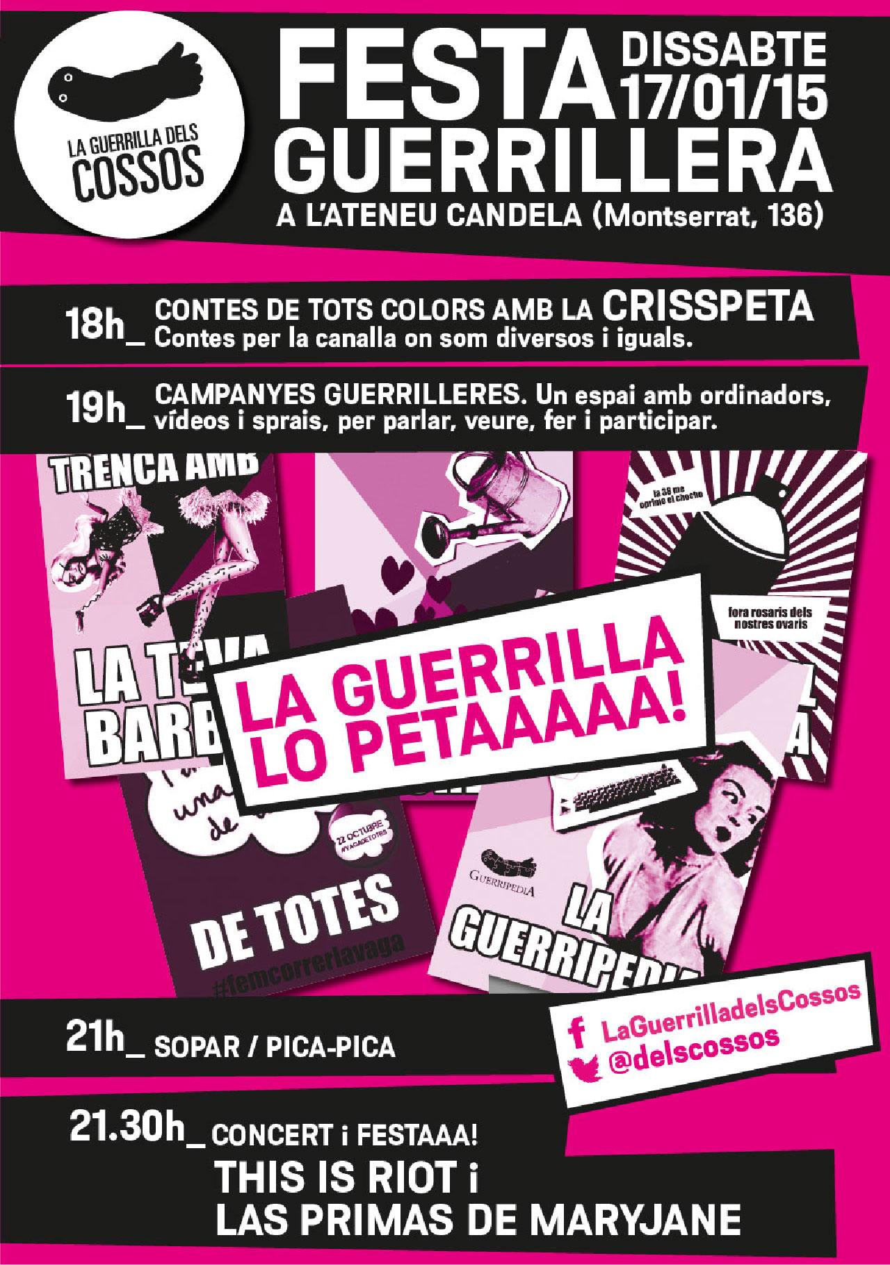 laguerrilladelscossos_cartell