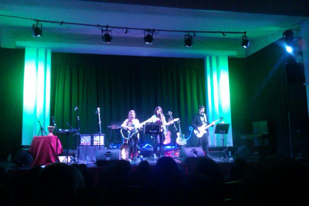 """Concert presentació de l'EP """"Odd stories & Twisted minds"""" al Teatre de la Santa Creu. Foto: ERG"""