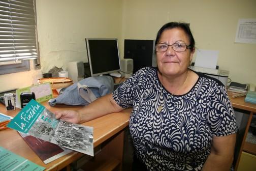 Mari Carmen Martínez, presidenta de l'AVV del Poble Nou-ZE. Foto: PV