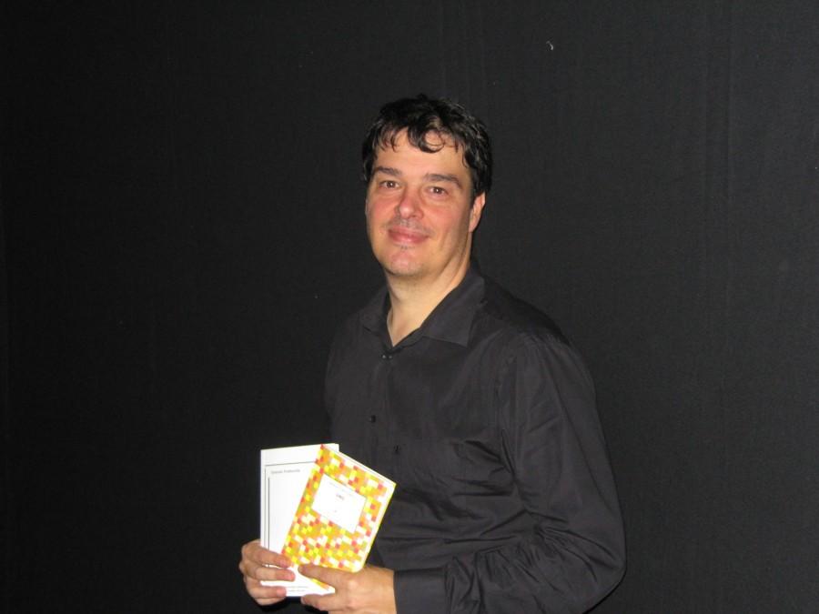 Ernesto Frattarola als Amics de les Arts. Foto: JFFF