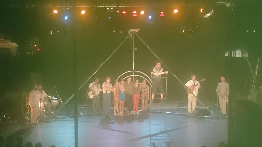 Col La Persiana festival circ