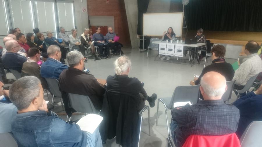 trobada ciutadana itziar gonzalez
