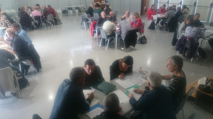 trobada ciutadana treball grups