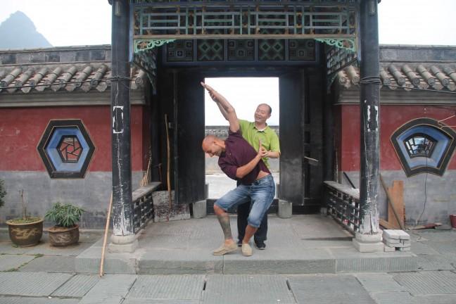 Durant una estada a la Xina, Wudang Foto Alquimia
