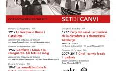 El CEHT organitza un cicle de debats per analitzar la història de lluites socials a Catalunya
