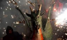 Aquest dissabte, 1a Trobada de Bestiari del Drac Baluk i Diables de Ca n'Aurell