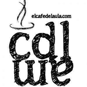 Logotip El Cafè de l'Aula concert De Riba / Galceran / Torrejón