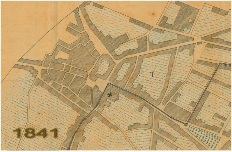 Conferencia La transformació de dos carrers del Centre els segles XIX i XX Ateneu Terrassenc