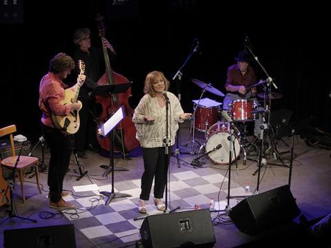 Jam Session amb Maria Betriu Grup Nova Jazz Cava