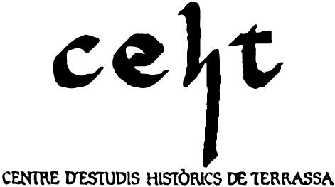 Logotip Centre Estudis Històrics de Terrassa (CEHT)