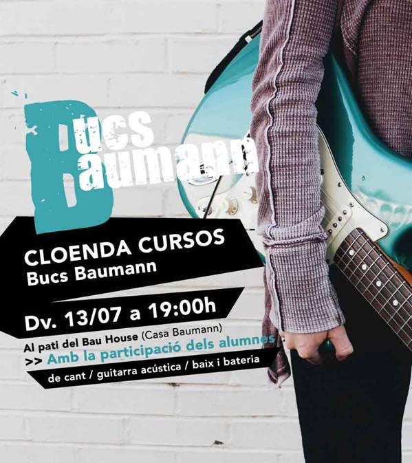 Festa Cloenda Cursos Bucs Baumann 2018