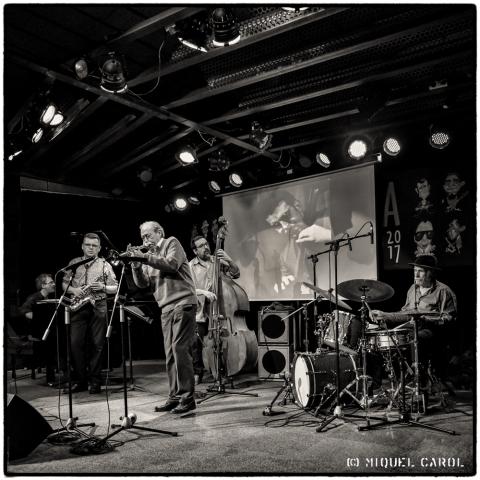 Concert Solidari Associació Alba amb Jazzspirit iJosep Mªarràs