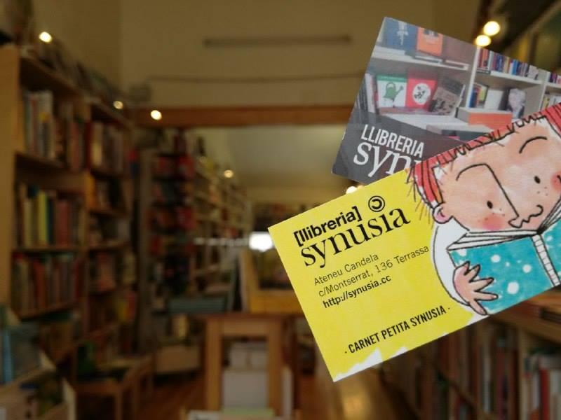 Carnets de sòcies Llibreria Synusia