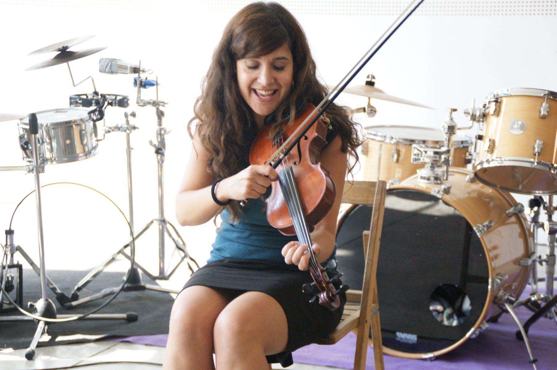 Carol Duran a La Casa de la Música de Terrassa