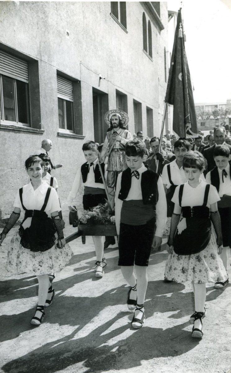 Títol Festes Patronals 1963 Data 15051963 Autor Fotografia J Altimira Arxiu Municipal de Terrassa