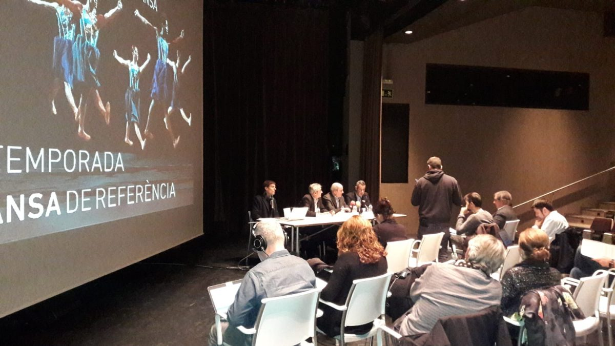 La presentació de la nova temporada de dansa al Centre Cultural aposta per la ciutadania