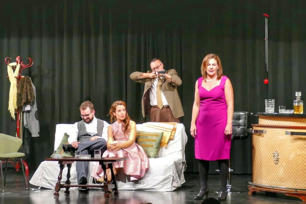 Escena de 'L'últim joc de la nit'. Foto: Qollukana