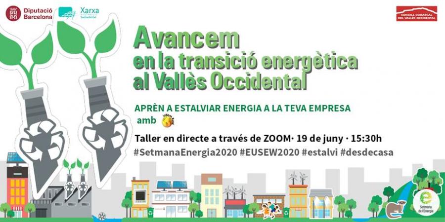 tallers eficiència energètica