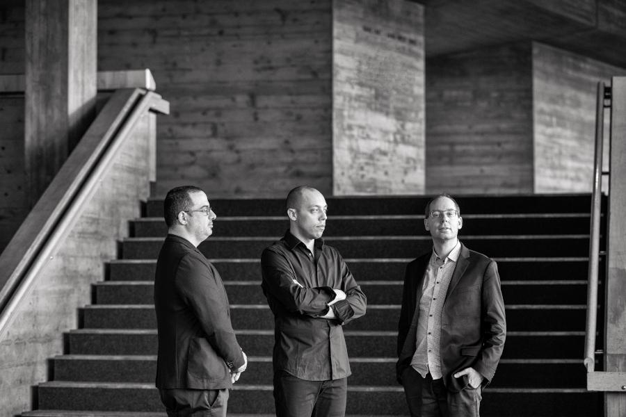 Yonathan Avishai Trio 2 JPG - Hubert Klotzeck