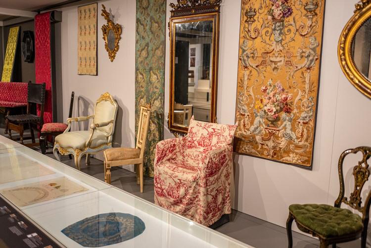 exposició decòrum museu tèxtil
