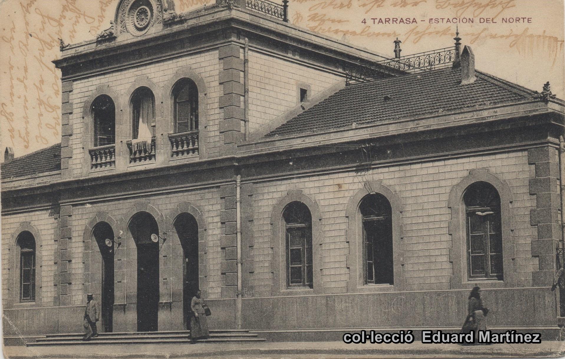 006 Terrassa, principis segle XX arxiu edutrens