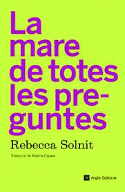 coberta llibre Rebecca Solnit