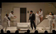 'A les fosques' de Peter Shaffer, adaptada per la Corriola Teatre de la Pobla de Mafumet a la Sala Crespi