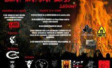 El Drac Baluk Astharot i els Diables de Ca n'Aurell estrenen temporada al País Valencià