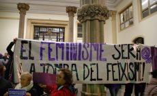 """""""El feminisme serà la tomba del feixisme"""""""