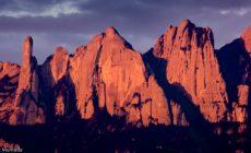 'Faran el cim', cadena humana per pujar a Montserrat en suport als empresonats i als exiliats