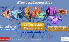 La 7a Terrassa Cooperativa de novembre vol una economia transformadora i que cuidi les persones